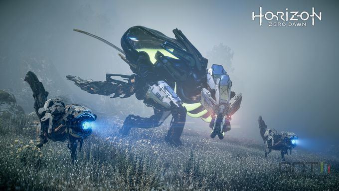 Horizon Zero Dawn - 4.