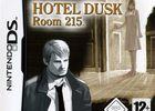 Hotel Dusk : Room 215 - Pochette PAL