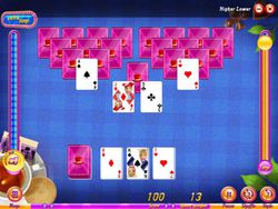 Hotel Solitaire Deluxe screen 1