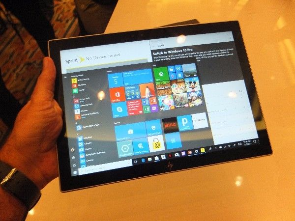 hp envy x2 la tablette 2 en 1 sous snapdragon 835 et. Black Bedroom Furniture Sets. Home Design Ideas
