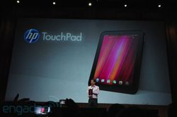 HP Palm TouchPad 01