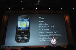 HP Palm Veer
