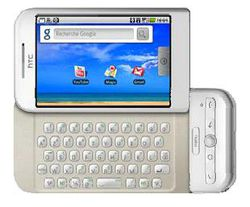 HTC Dream Orange 2