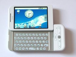 HTC dream.