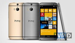 HTC One M8 Windows Phone 1