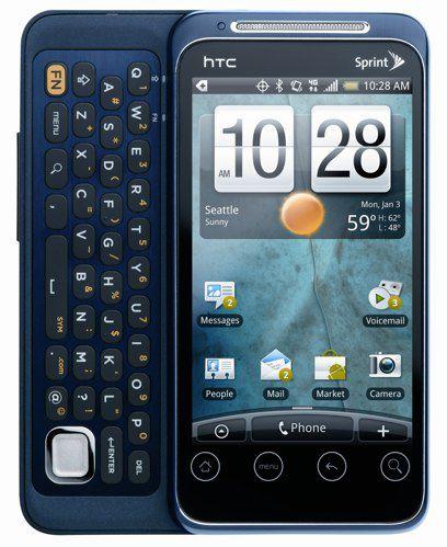 HTC Shift EVO 4G