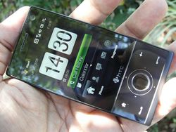 HTC Touch Diamond ar