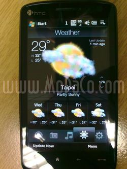 HTC Touch HD 01