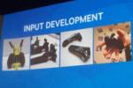 HTC Vive prototype controllers