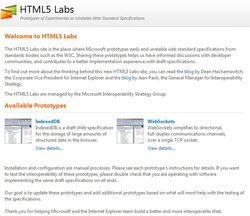 HTML5-labs