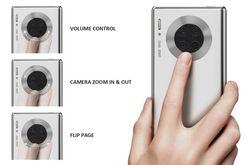 Huawei brevet écran tactile photo