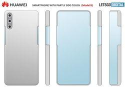 Huawei brevet écran