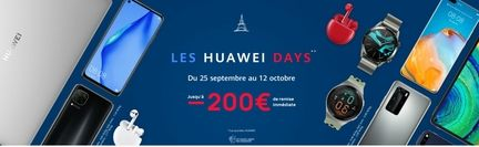 Les Huawei Days