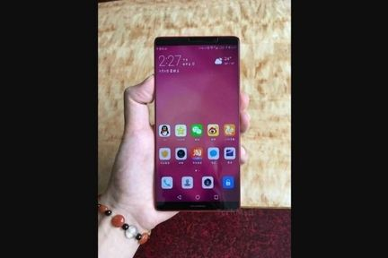 Huawei Mate 10 1.