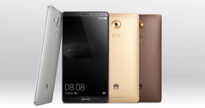 Huawei Mate 8 officiel