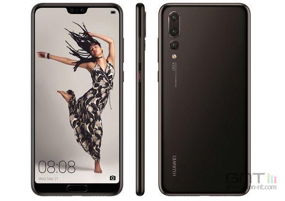 Huawei P20 Pas De Micro Sd à L Horizon