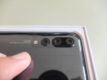 Huawei P20 Procapteurs