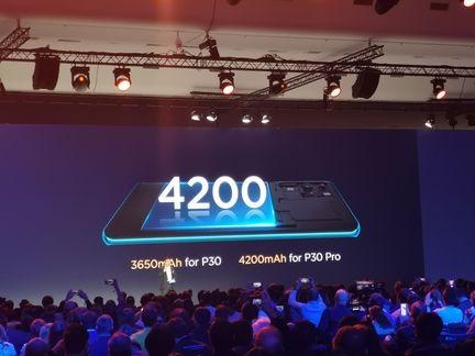 Huawei P30 batterie