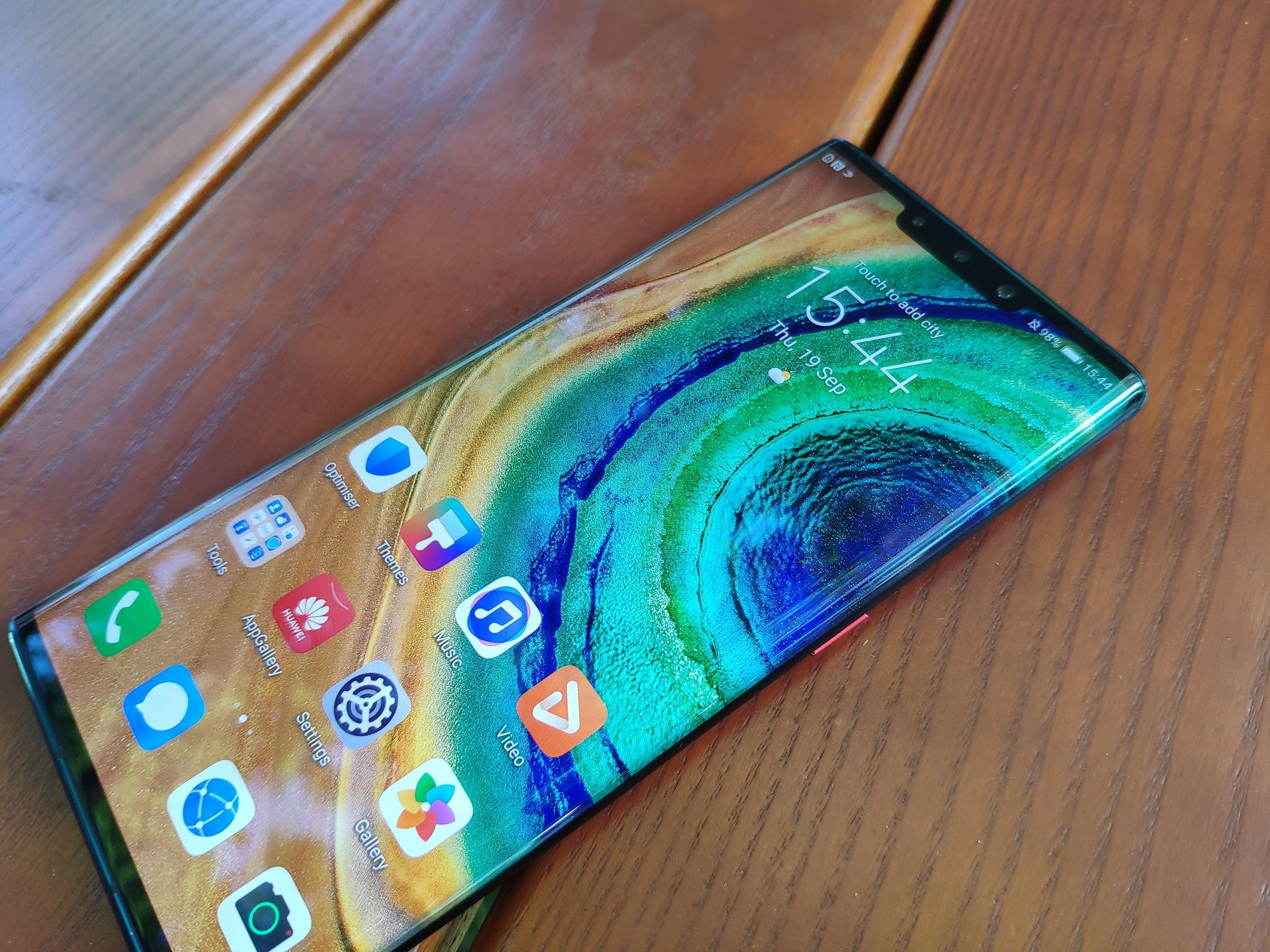 Huawei aurait déjà développé ses équivalents à Gmail et Maps