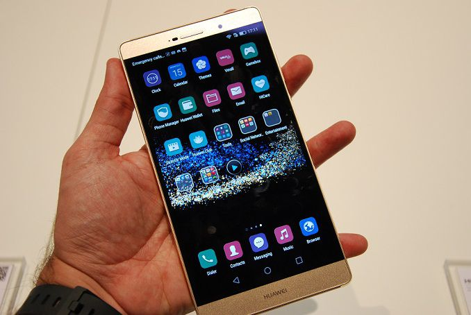 Huawei p8 max la phablet coque m tal avec cran 6 8 for Huawei p8 te koop