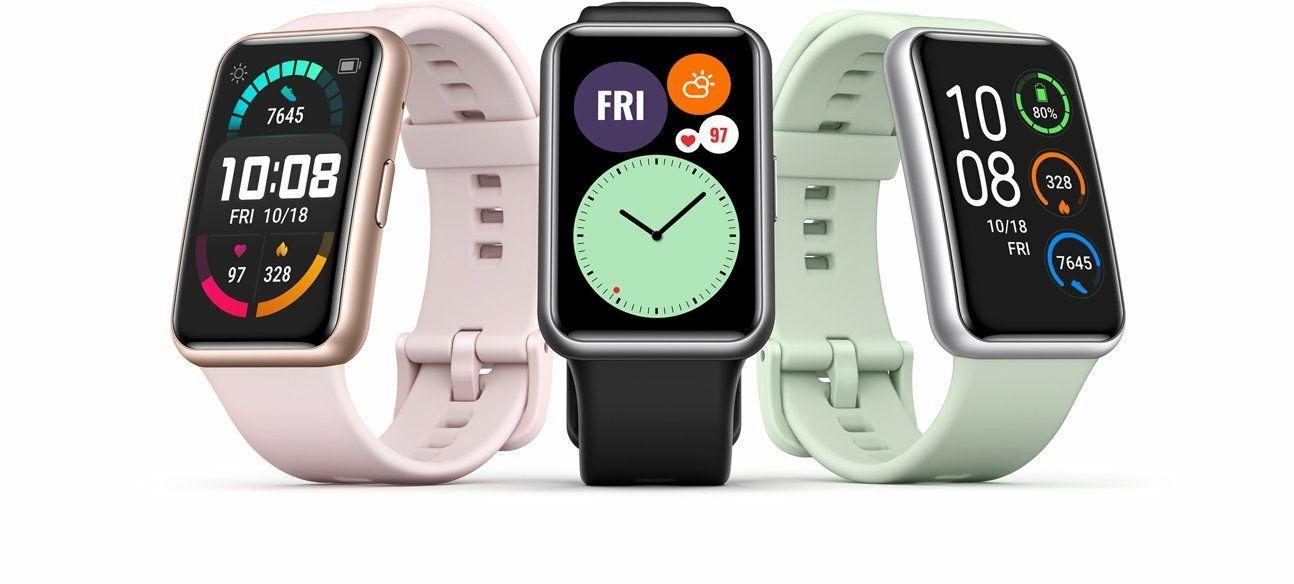 Huawei Watch Fit : l'hybride montre / bracelet connecté qui change la donne