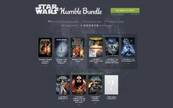 Humble Bundle Star Wars Unicef