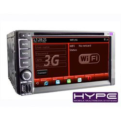 Hype Mobile Multimedia Systems HSB2618GPS