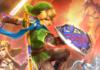 Le bouclier de Link de Legend of Zelda forgé en vrai