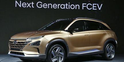 Hyundai hydrogène 2