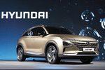 Hyundai présente un SUV à pile à combustible