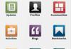 IBM Connections : réseau social d'entreprise version mobile