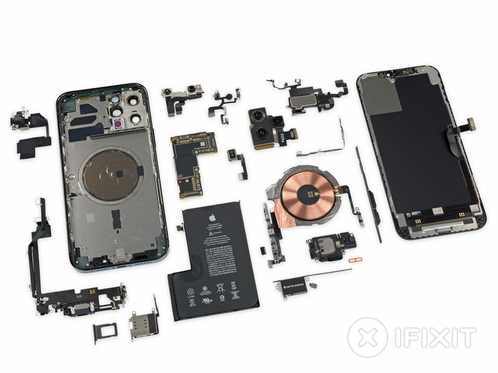 iFixit iPhone 12 Pro Max