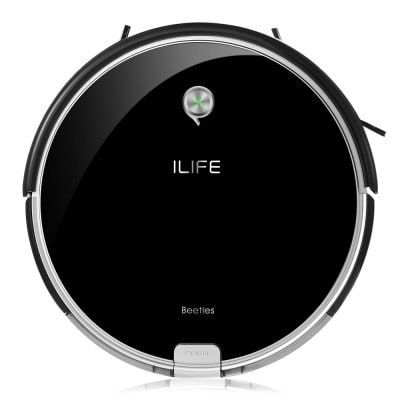 ilife a6 le robot aspirateur en promotion seulement 163. Black Bedroom Furniture Sets. Home Design Ideas