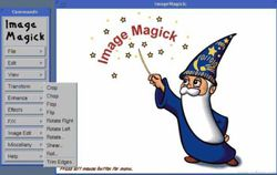 ImageMagick screen 1