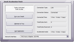 iMesh Acceleration Patch screen2