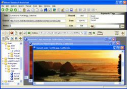 iMiser Research Assistant screen2