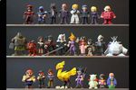 impression 3D final Fantasy 7