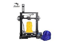 Bon plan : les imprimantes 3D Creality Ender-3 Pro, Ender-5 et sa version pro à prix réduit !