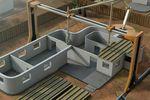 imprimante 3D maisons