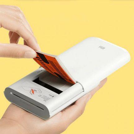 imprimante-photo-poche-xiaomi-papier