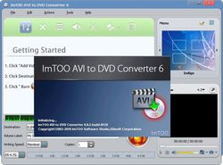 ImTOO AVI to DVD Converter