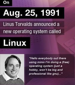 Infographie-Fondation-Linux-annonce-Linus-Torvalds