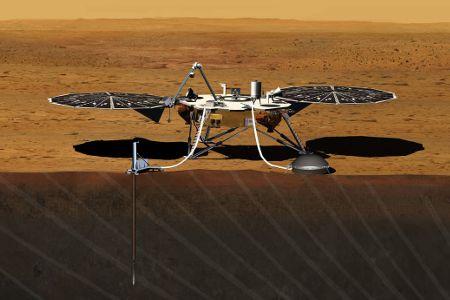 InSight: le sol martien se refuse à la taupe de HP3