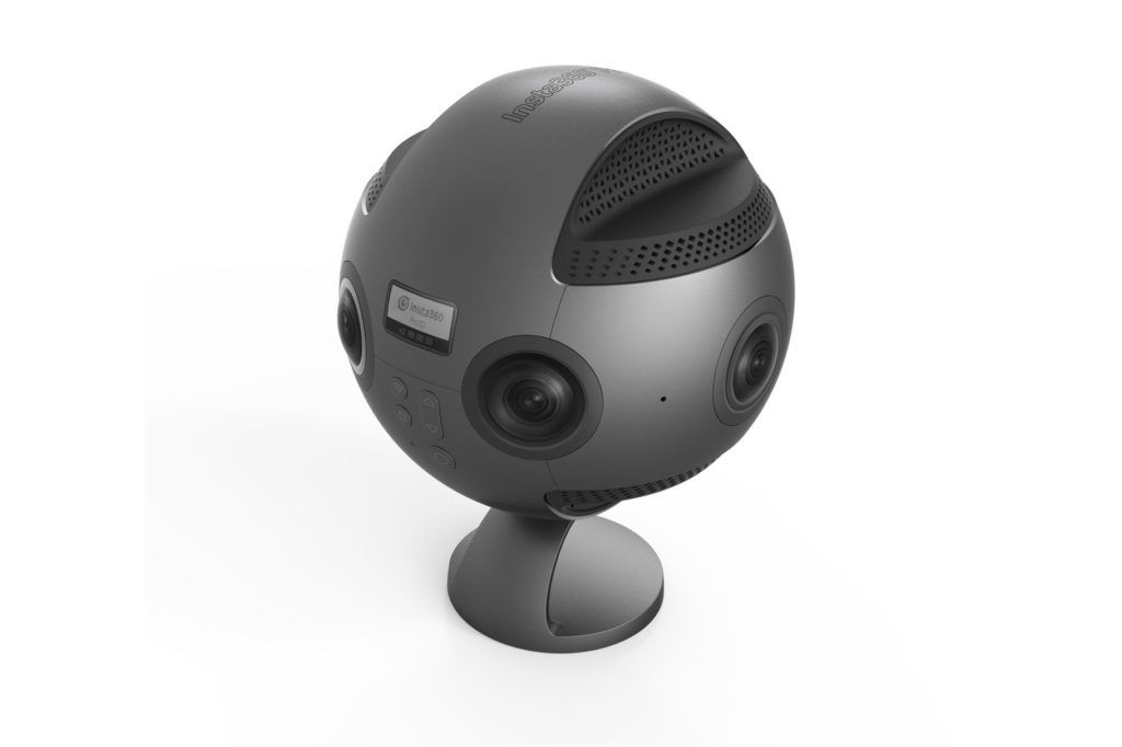 insta360pro une cam ra 360 degr s certifi e par google. Black Bedroom Furniture Sets. Home Design Ideas