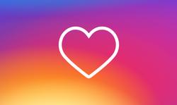 Instagram-coeur