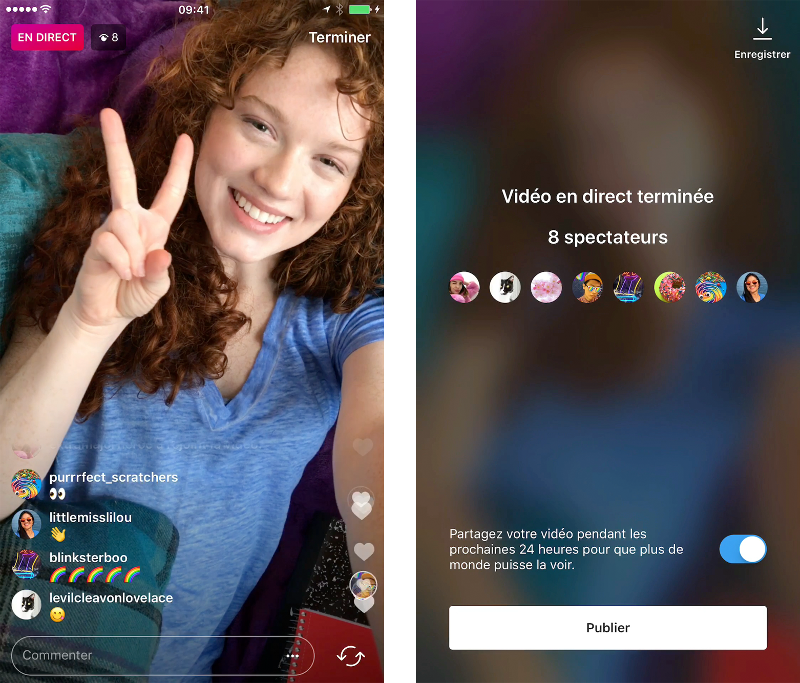 Instagram-partage-video-direct-stories