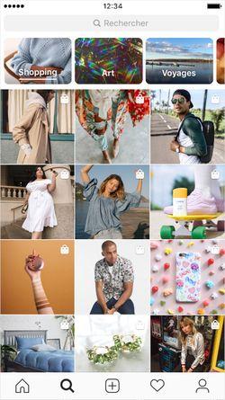 Instagram-shopping-explorer