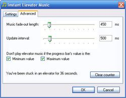 Instant Elevator Music screen 2