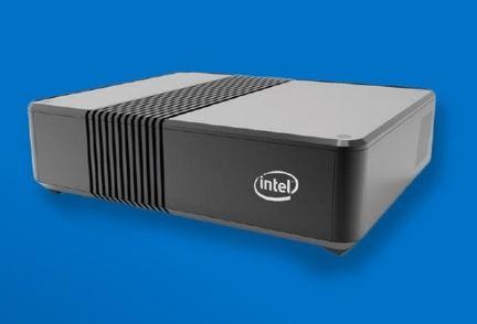 Intel 5G NR prototypage