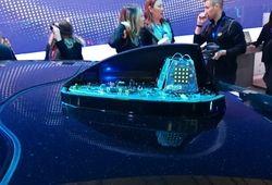 Intel 5G véhicule autonome